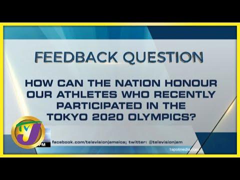 Feedback Question   TVJ News - August 9 2021
