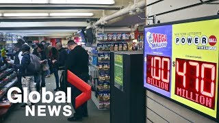 Mega Millions lottery buyers say what they'll do if they win $1 billion jackpot