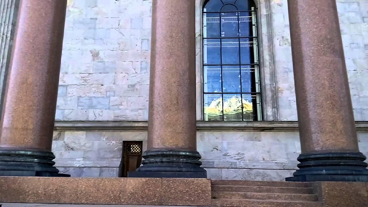 исаакиевский собор склеенные колонны фото позволить себе