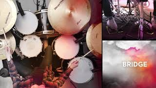 More to Come // Drums Tutorial - Passion