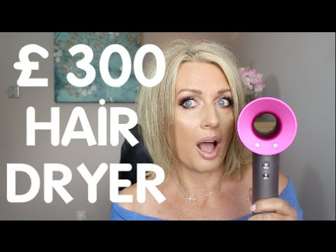 DYSON SUPERSONIC HAIR DRYER -  IS IT WORTH IT ?