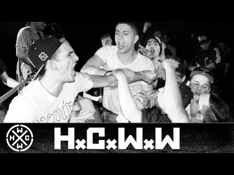 D.C.A. FEAT. PAUL (DESOLATED) - 692540 (OFFICIAL DIY VERSION HCWW)