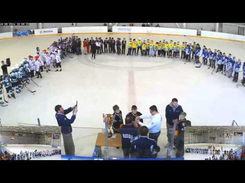 21-1 Закрытие турнира по хоккею с шайбой, «Victory CUP 2014»