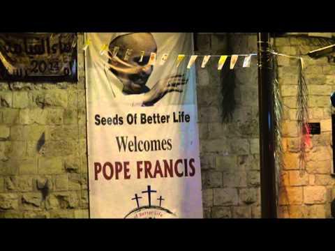 Pope Francis Secret Trip To Israel