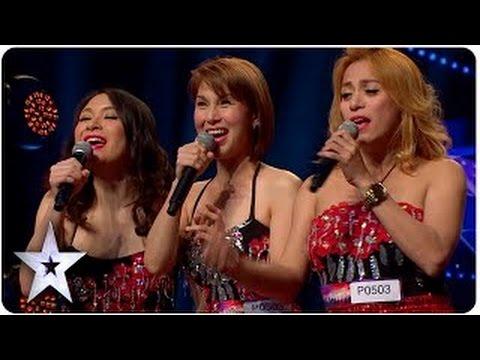 Top 10 Asia's Got Talent Auditions 2015 HD Part 2