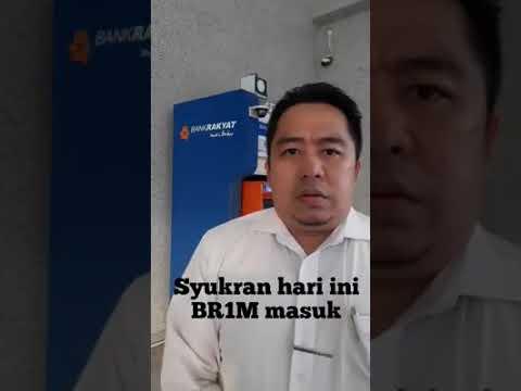 [Viral] Tarannum BRIM Masuk