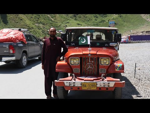 Northern Jeeps of Pakistan | Detailed Review | Willys 1976 JEEP