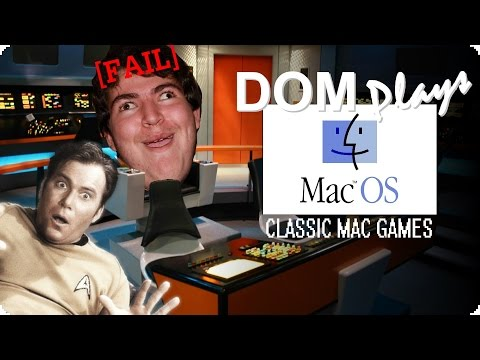 Dom Plays Classic Mac Games - Ep 68