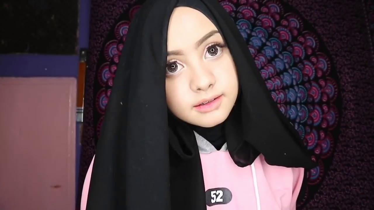 Tutorial Hijab Princess Barbie Bel Youtube
