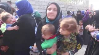 تهجير طائفي بالعراق بذريعة تنظيم الدولة