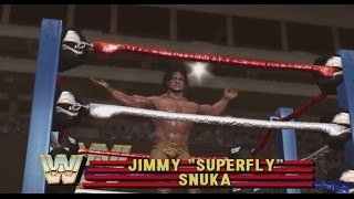 WWE Legends of WrestleMania - Part 15 Wrestlemania Tour Mode REDEFINE