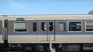 Repeat youtube video 東海道線207系 VS 福知山線113系快速 併走バトル