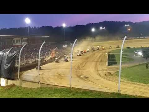 World of Outlaws @ Lawrenceburg Speedway 5/28/18