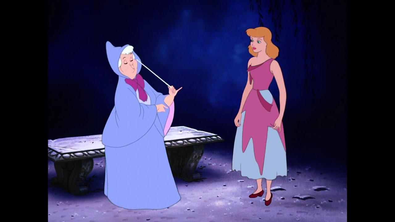 Cinderella 1950 Bibbadi Bobbadi Boo Youtube