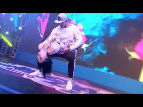 M-Space Shanghai Station Group F   Alisuer&Jacqueline Choreography   GH5 Dance Studio