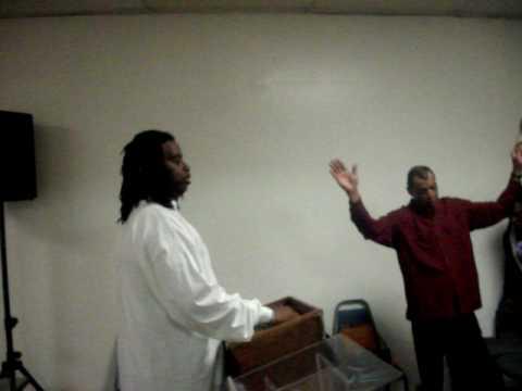 Deacon James Billingslea Of The C.O.O.L. Jesus Church clip 5 of 6