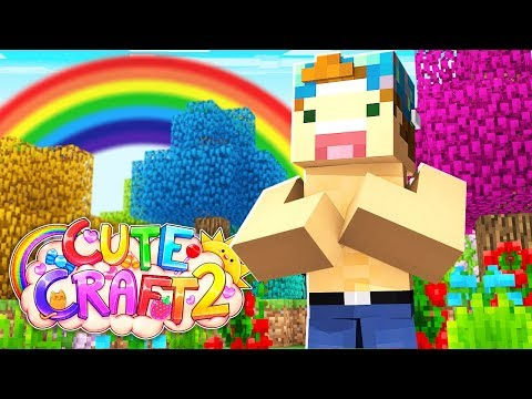 EVERYTHING IS SO CUTE!!   CuteCraft Season 2 #1