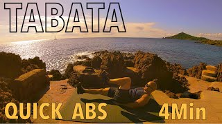 Tabata abs / Quick abs /Tabata workout music