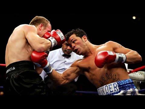 Видео: Бокс. Артуро Гатти - Томас Дамгаард (ком. Гендлин) Arturo Gatti -Thomas Damgaard