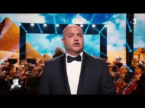 """Gaston Rivero:  """"Celeste Aida""""  Aida; Le Concert des étoiles Hommage à Verdi"""