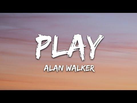 Alan Walker, K-391, Tungevaag, Mangoo - PLAY (Lyrics)