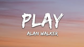Download Alan Walker, K-391, Tungevaag, Mangoo - PLAY (Lyrics)