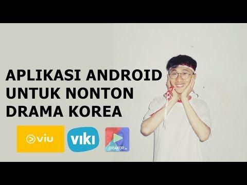 APLIKASI UNTUK NONTON K-DRAMA ATAU DRAMA KOREA