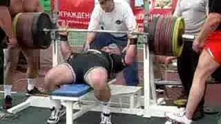 Maksimov 400kg