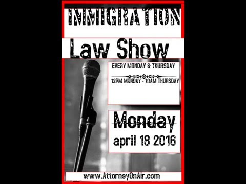 Immigration Law Show: US v Texas, UNNJ and other immigration