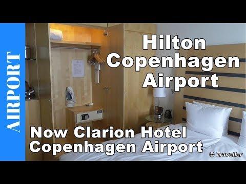Copenhagen Airport Hotel - Now Called The CLARION AIRPORT HOTEL - Copenhagen, Denmark