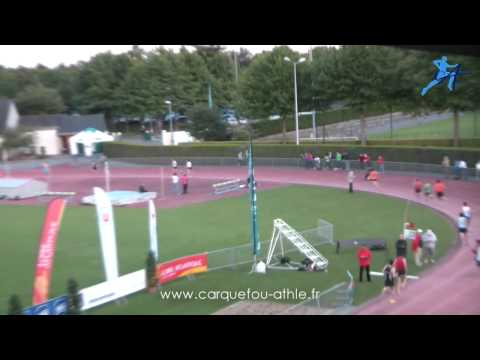 Meeting de Carquefou 2011 : 5000m National Hommes A 2/2
