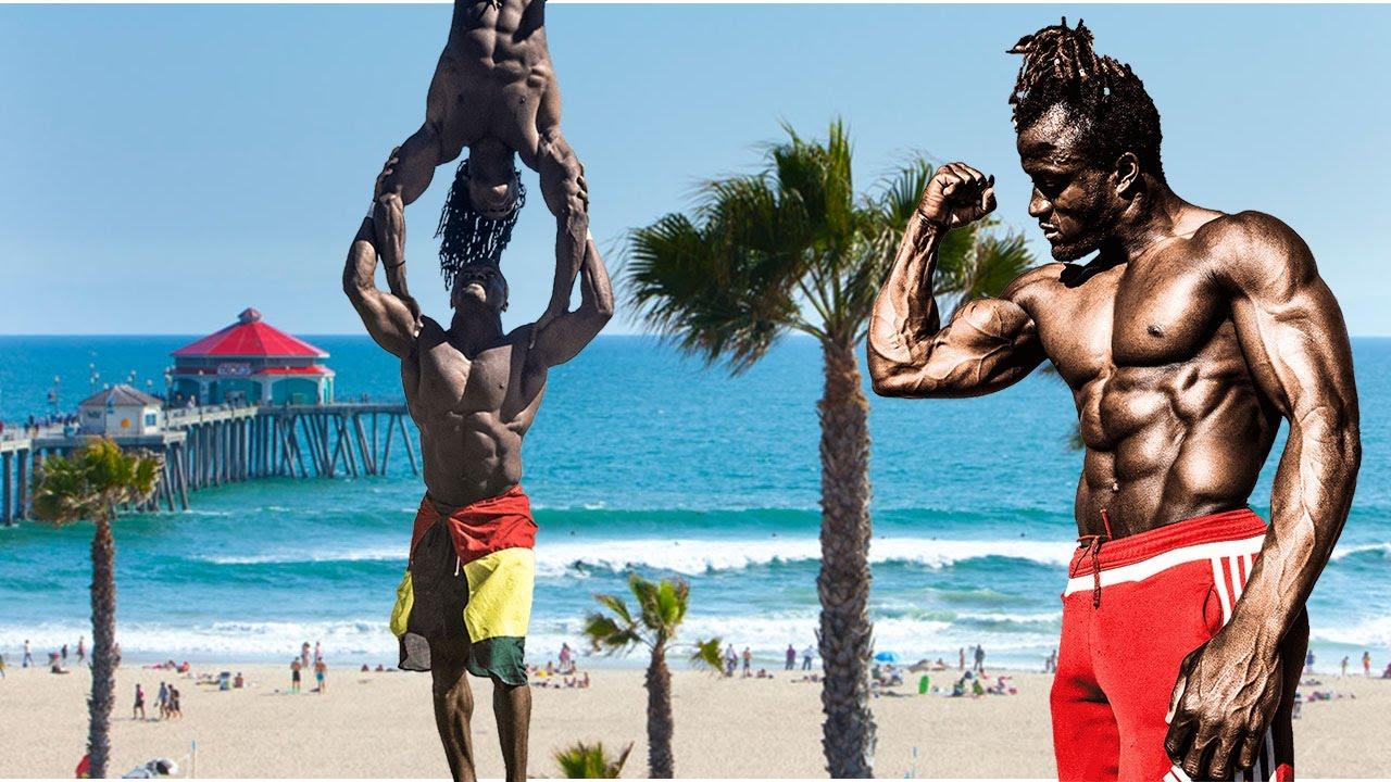 BEAST TRIBE: West Africa Super Athletes