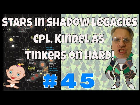 Stars in shadow legacies #45 Tinkers, hard; SIS is a 4x strategy game similar to Master of Orion