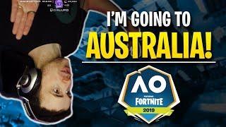 Fortnite - I'm going to Australia!   DrLupo