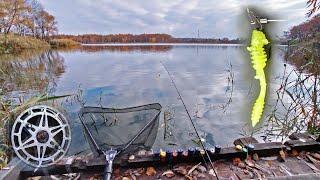 Дневник рыболова Рыбалка со спиннингом Коломак 04 11 20