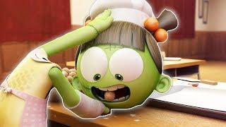Funny Animated Cartoon | Spookiz | Baking Cookies | 스푸키즈 | Kids Cartoons | Videos for Kids