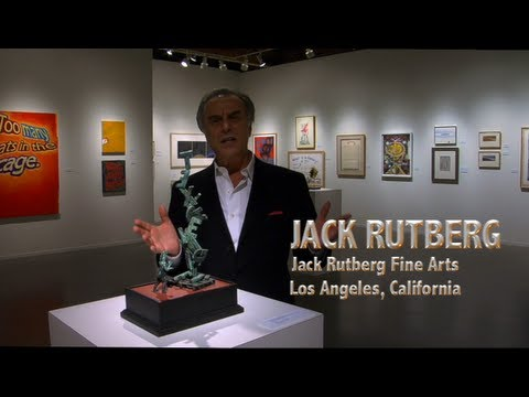 LETTERS FROM LOS ANGELES : JACK RUTBERG FINE ARTS