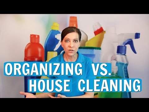 organizing-vs.-house-cleaning---what-is-the-difference?-⭐⭐⭐⭐⭐