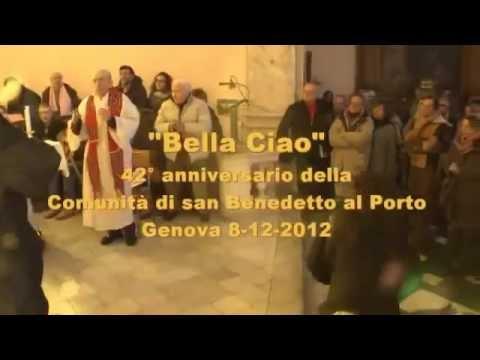 "İtalyan Rahip Kilisede ""Bella Ciao"" dedi"