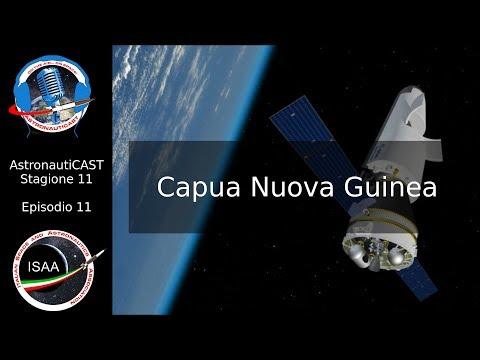 AstronautiCAST 11x11 - Capua Nuova Guinea