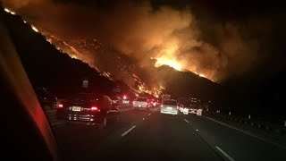 SOUTHERN CALIFORNIA ON FIRE: LA MAYOR ERIC GARCETTI DISCUSSES REPOPULATION. AGENDA 21.