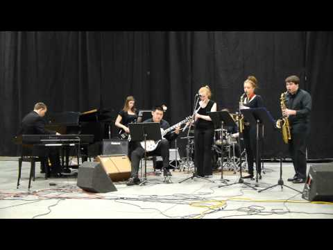 """Maine Central Institute Jazz Combo 1 """"Yield"""""""