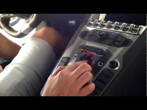 Lamborghini Aventador Philippines - Engine Start Up and Rev