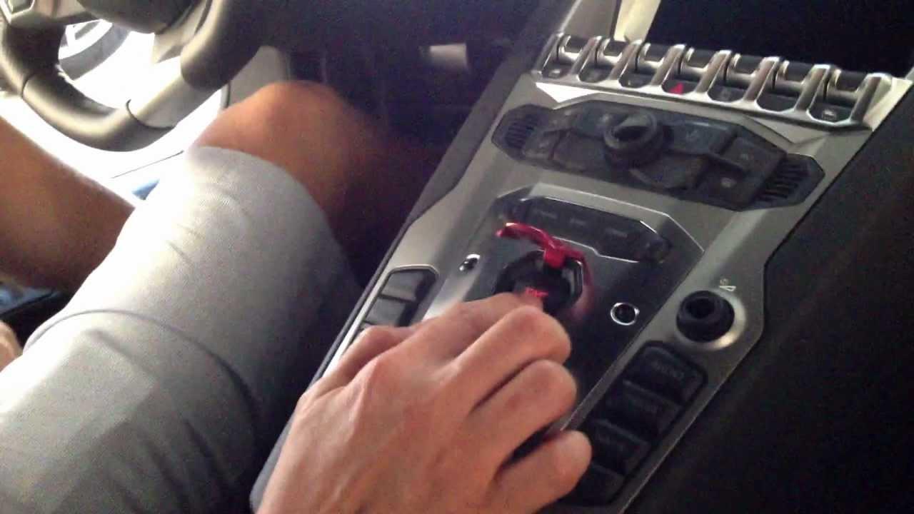 Lamborghini Aventador Philippines Engine Start Up And