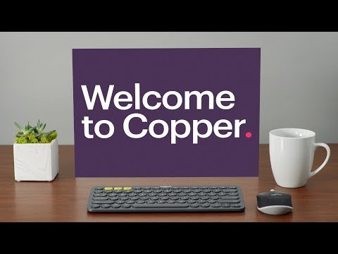 Welcome to Copper