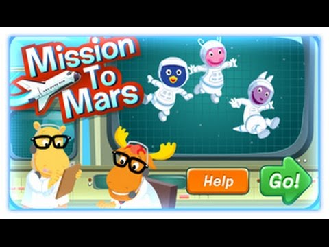 The Backyardigans Game - Backyardigans Mission To Mars ...