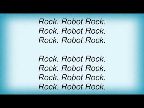 Daft Punk - Robot Rock Lyrics