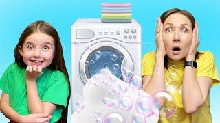 Маша шутит с мамой и правила поведения для детей сборник