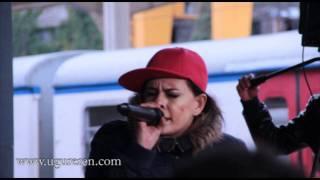 Microphone Mafia ve Ayben Sirkeci Garı 2011 Canlı