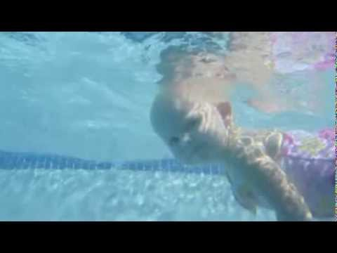Dad Defends 16 Month Old Baby Swimming In Pool Unattended Youtube